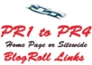 provide you a PERMANENT PR3 or PR4 Dofollow BlogRoll Link With Less Then 40 Obl 