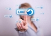 give you 1020 Real facebook likes to your Fanpage within 24 hours 