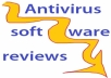 write a 500 word review about any antivirus software