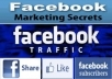 give you 280 facebook subscriber !!!100% real !!! only for
