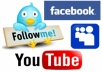 I will get you Premium 10,000 Guaranteed Facebook Fans - Super Active