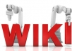 create5000+ crazy contextual backlinks to your site from 6000 unique authority wiki site including real edu back links