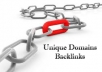 do 10 PR5 High PR Do follow and Actual Pagerank Blog comments 100% Unique Domains Backlinks