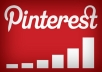 give you 200 Quality Pinterest Followers !