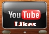 Give u 1,000 Youtube LIKES from Unique Users on your NEW Video