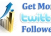 get you 35,000 + Real human and loyal twitter followers to boost your business,no account access required