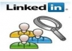 give you 7800+ LinkedIn Contacts from Real People