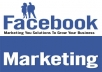 Submit your website to some Facebook Groups where Members 4 Million++