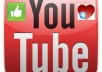 give you 110 YouTube Likes AND Favorites In Less Than 72 Hours