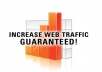 send your website Unlimitad traffic for 60 days