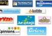 give you a list of ✬✬ 500 social networking sites ✬✬ for SEO