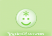 promote your website on Yahoo Answers