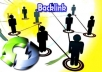 Get you 1000 Backlinks to your website to increase its Serp