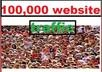100,000 Website TRAFFIC for as cheap as 8 Usd Where else can you get that except here