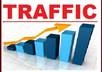 deliver website traffic and give 14,000+ real human traffic daily FOREVER till eternity