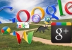 give 100 GENUINE Google +1 to your site/webpage/url oly 1 day 