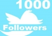 give you 120+ real twitter follower !!! 100% real not from bot!!!
