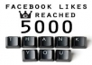 get you 5000+ REAL HUMAN Facebook likes