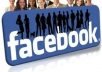 promote your website to over 50k+ people on FACEBOOK for 20 days