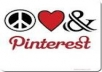 give you 200+ real pinterest followers only