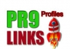 build eminent BACKLINK pyramid with 10000 profiles only
