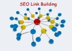 Give You THE ULTIMATE Backlinks Package which is all you need to make high PR backlinks