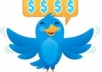 get you 45000 real TWITTER followers in less then 6 hours with out the need of your user name and pass