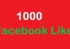 give 1000+ Worldwide Facebook like naturally to your fanpage