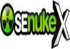 use SEnuke XCr to create over 3000 quality backlinks for your site within 72 hours using custom XCr template and lists