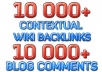 create powerful CONTEXTUAL Link Pyramid with 20 200+ backlinks to get your site ranked