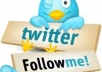 increase 1,600 real twitter followers to your account just within 12 hours without pass