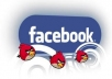 give 3000+ Worldwide Facebook like naturally to your fan page