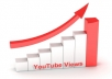 give your Youtube videos 40000 real views 20likes 20comments 20subscribers 20fav