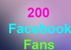 give you 75+75 Facebook fans like in your new page within sort time