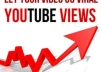 get You Fast 11000 + YOUTUBE Views FOR EVER