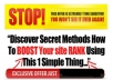 build 120 Pr 7 to Pr 5 BACKLINKS to your website with full report plus bonus worth as 25 dollars