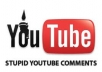 give your YOUTUBE video 300+ Views,51+ likes, 51+ Favorites and 51+ Subscribers+20 Commenst within 24 hours