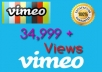 give your vimeo video 35,000+ views for just