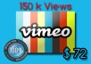 get you 1,50,000 + unique real views for your youtube video