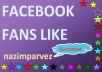  give you 80+80 Facebook fans likes in your new page within sort time