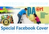 Create Special Business Campaign Facebook Timeline Cover