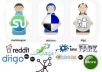 provide 650+ BEST Social Bookmarking Services ✺Drip Feed ✺Spintax ✺Rss ✺Ping ✺PR 8 to 0 ✺Authority sites ✺Penguin Safe