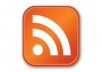 submit 10 of your RSS feeds to more then 70 rss directories only