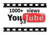add your video with 1000+ real and genuine views just