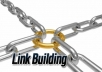 create 20+ web 20 properties then powered by 50bookmark , 300 profile links and 1000 blog comments to rank you site quickly 