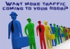 send 2500+ search engine TRAFFIC to your website or blog