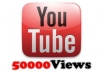 give you 50,000 YouTube Views