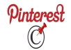 create a board on my Pinterest account and pin or repin 10 items
