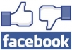 give you real 120+ great facebook like from real account
