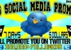 give you 22,500+ Real Twitter followers super fast